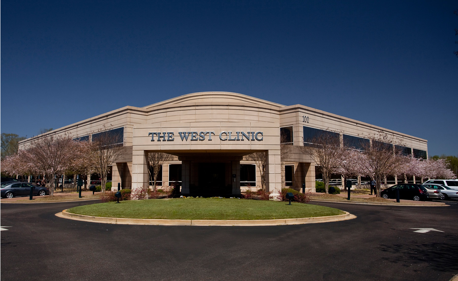 West Clinic Memphis - memphis Architectural Photography