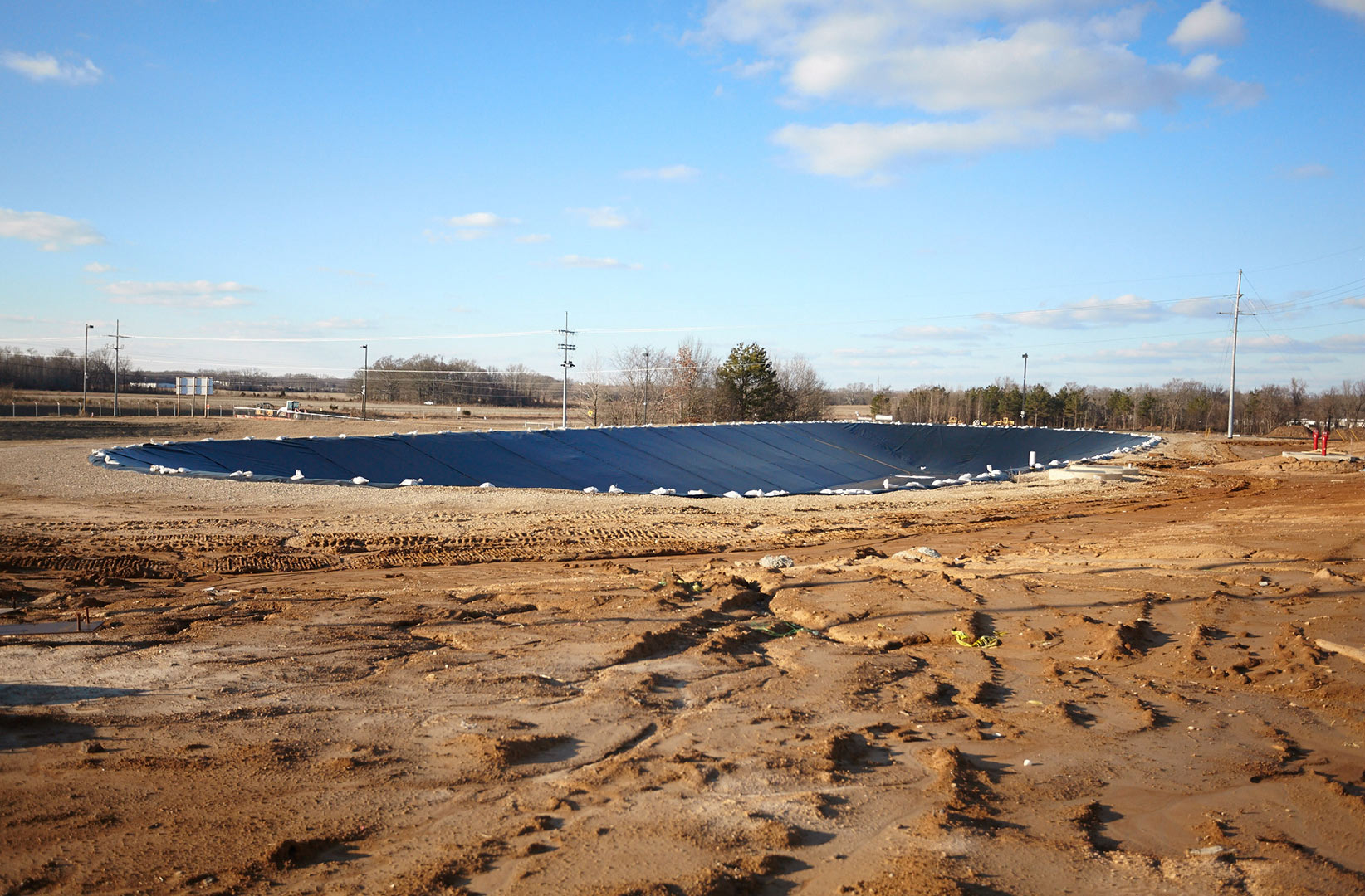 Retention-pond-construction-photo