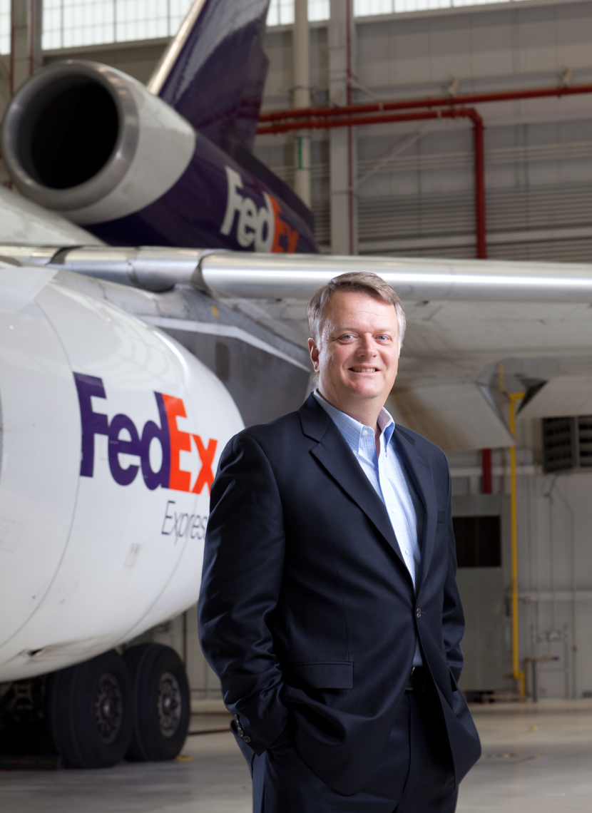 Kevin Demsky FedEx executive