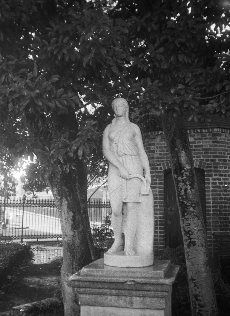 Statue-New-Orleans