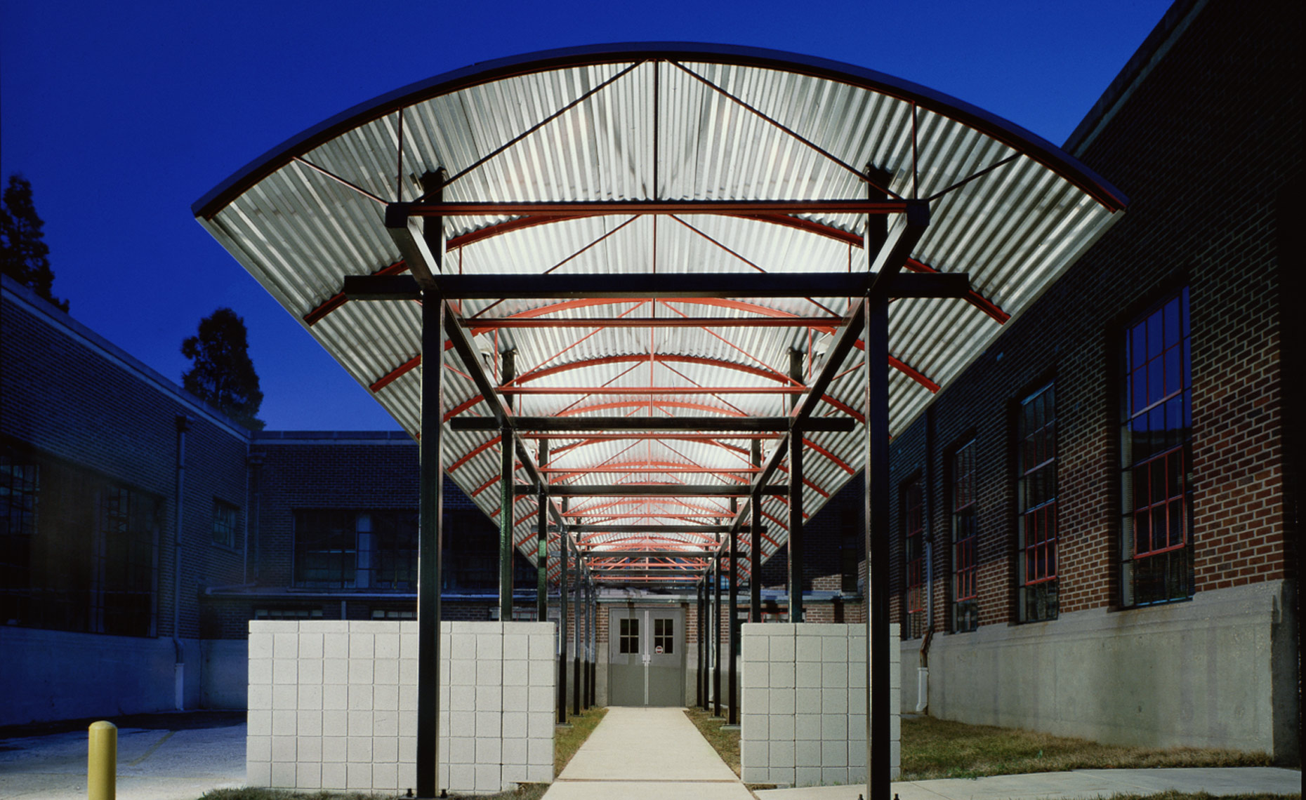 Moore Tech School Memphis